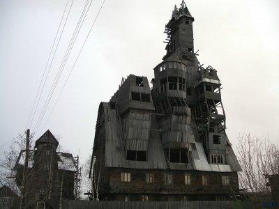 Самый высокий в мире и незаконный в России: почему суд решил снести деревянный небоскреб