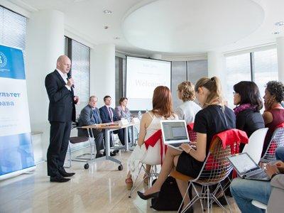 В Москве открылась международная летняя школа по киберправу