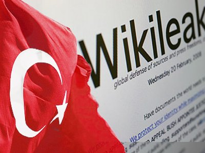 В Турции заблокировали сайт WikiLeaks из-за утечки переписки политиков