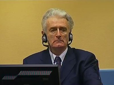 Караджич обжаловал приговор МТБЮ в Гааге