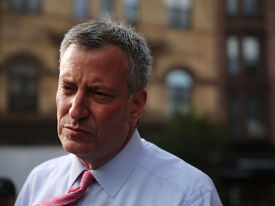 В США расследуют злоупотребления мэра Нью-Йорка Билла де Блазио