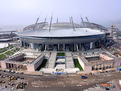 Власти Санкт-Петербурга назвали сумму ущерба при строительстве «Зенит Арены»