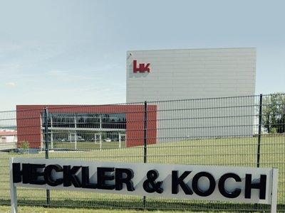Германский производитель оружия выиграл суд против правительства