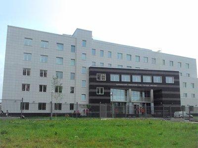 Егорова открыла новое здание райсуда с совещательными комнатами для присяжных
