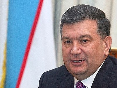Шавкат Мирзияев и.о. президента Узбекистана