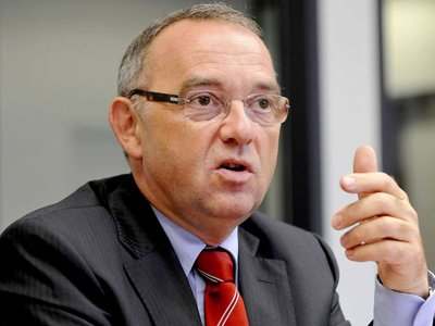 ВГермании начаты расследования вотношении неменее 20 интернациональных банков