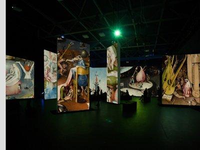 ФАС оштрафовала Artplay за рекламу выставки картин Босха