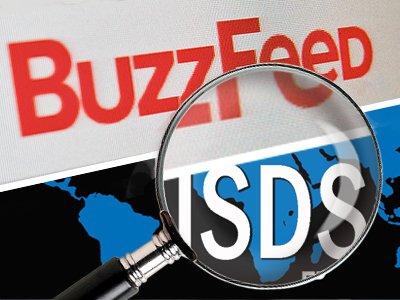 Расследование BuzzFeed: одной угрозы ISDS достаточно для достижения цели