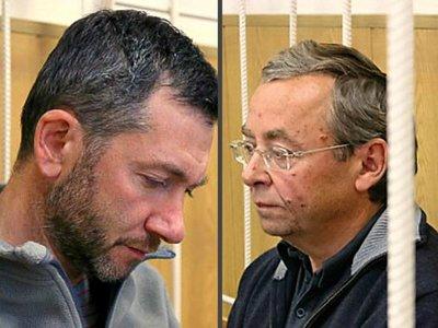 Евгений Ольховик и Борис Вайнзихер