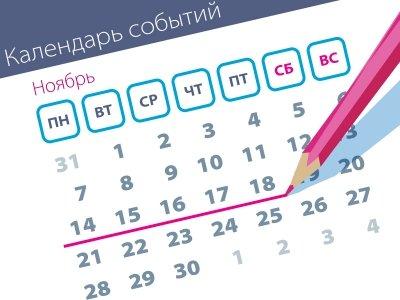 Самые заметные события уходящей недели (14.11–18.11)