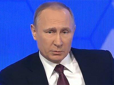 Путин считает жестким вердикт женщине заSMS о перемещении русской военной техники