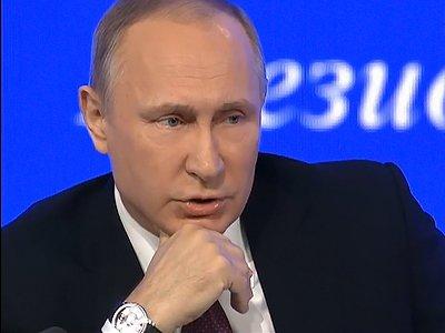 Путин: Налоговая система вРФ должны быть бесцветной ипредсказуемой