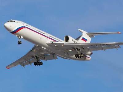 ФСБ исключила теракт и диверсию на борту Ту-154