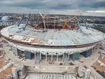 При строительстве «Зенит-Арены» недосчитались 11 млрд