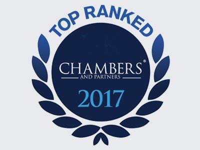 Более 10 российских юрфирм вошли в рейтинг Chambers Global 2017