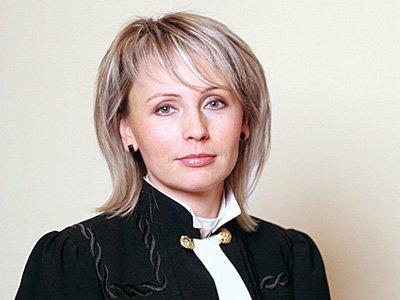 Судья Алла Китова