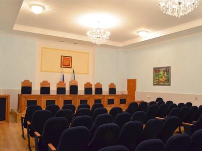 Верховный суд Республики Ингушетия