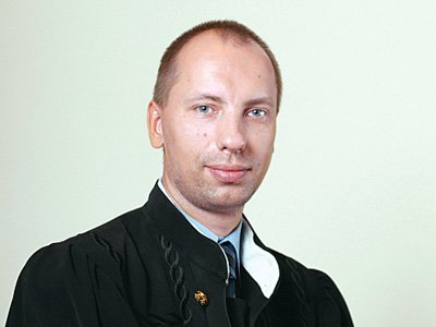 Судья АСГМ Дмитрий Котельников