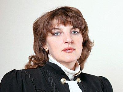 Судья Ольга Немова