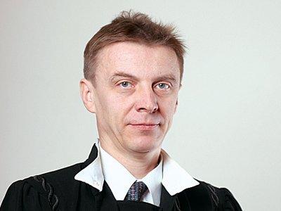 Судья Николай Тарасов