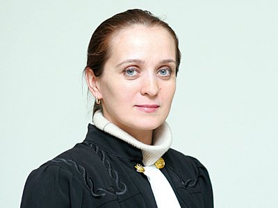 Судья Анна Стародуб