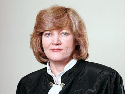 Судья АСГМ Рамзия Хатыпова
