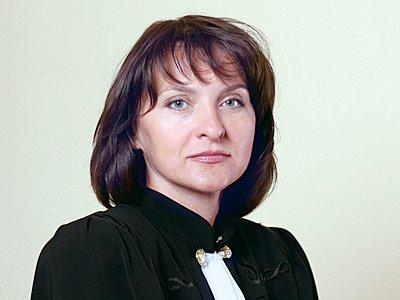 Судья АСГМ Лариса Шевелева