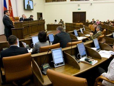 Депутаты ЗС проголосовали за представителей в квалифколлегии Адвокатской палаты края