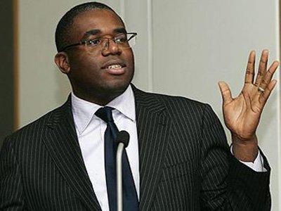 Министра по вопросам интеллектуальной собственности Дэвид Ламми