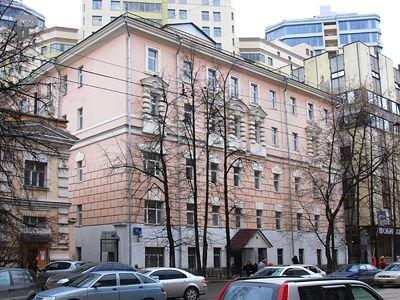 Гагаринский межмуниципальный (районный) суд Юго-Западного административного округа г. Москвы — фото 1