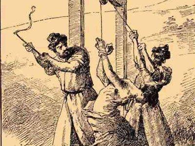 Пытка на Руси. 18 век