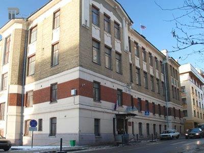 Хамовнический межмуниципальный (районный) суд Центрального административного округа г. Москвы — фото 2