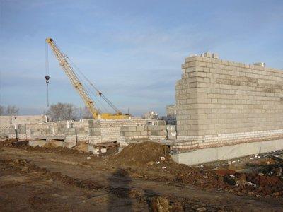 Строительные площадки станут аккуратными. В противном случае строителям придется нести административную ответственность