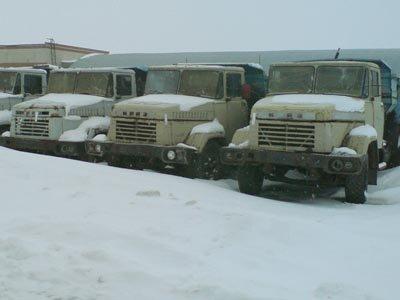 """Власти Москвы решили избавиться от """"пробок"""" запретом дневного движения грузовиков"""
