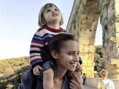 Французский суд приговорил Ирину Беленькую к двум годам условно за похищение дочери