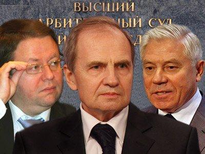 Кто это сказал: Лебедев, Иванов или Зорькин?