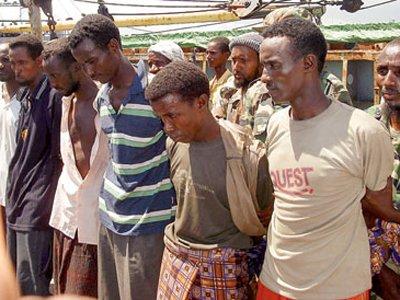 ЕСПЧ обязал Францию выплатить сомалийским пиратам компенсацию за моральный ущерб