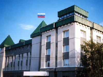 Здание суда Ханты-Мансийского автономного округа