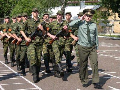 Путин дал старт созданию военной полиции
