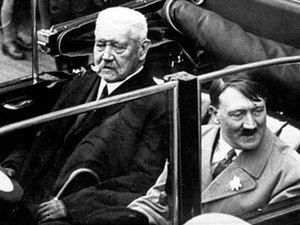 Президент германии пауль фон