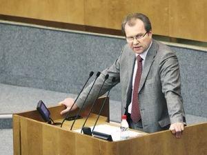 Полпред президента в Госдуме Гарри Минх