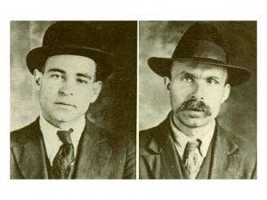 Никола Сакко и Бартоломео Ванцетти скорее всего пострадали не за убийство, а за свое происхождение и политические убеждения