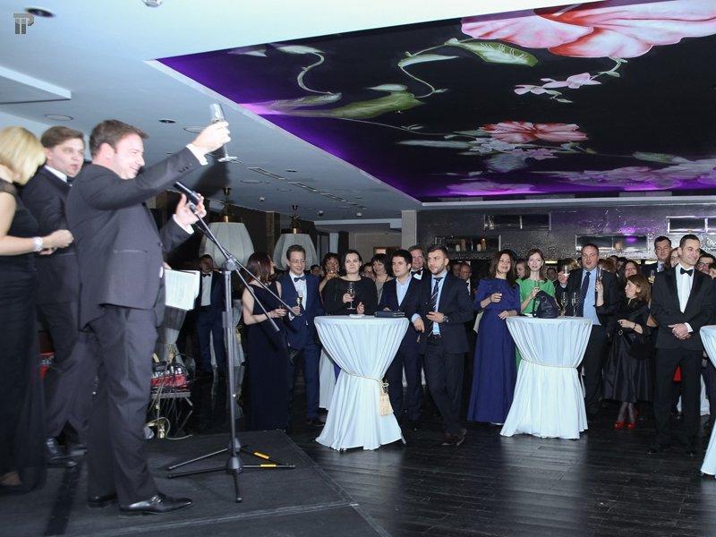 """Фоторепортаж: Торжественная церемония рейтинга """"Право.ru-300"""""""